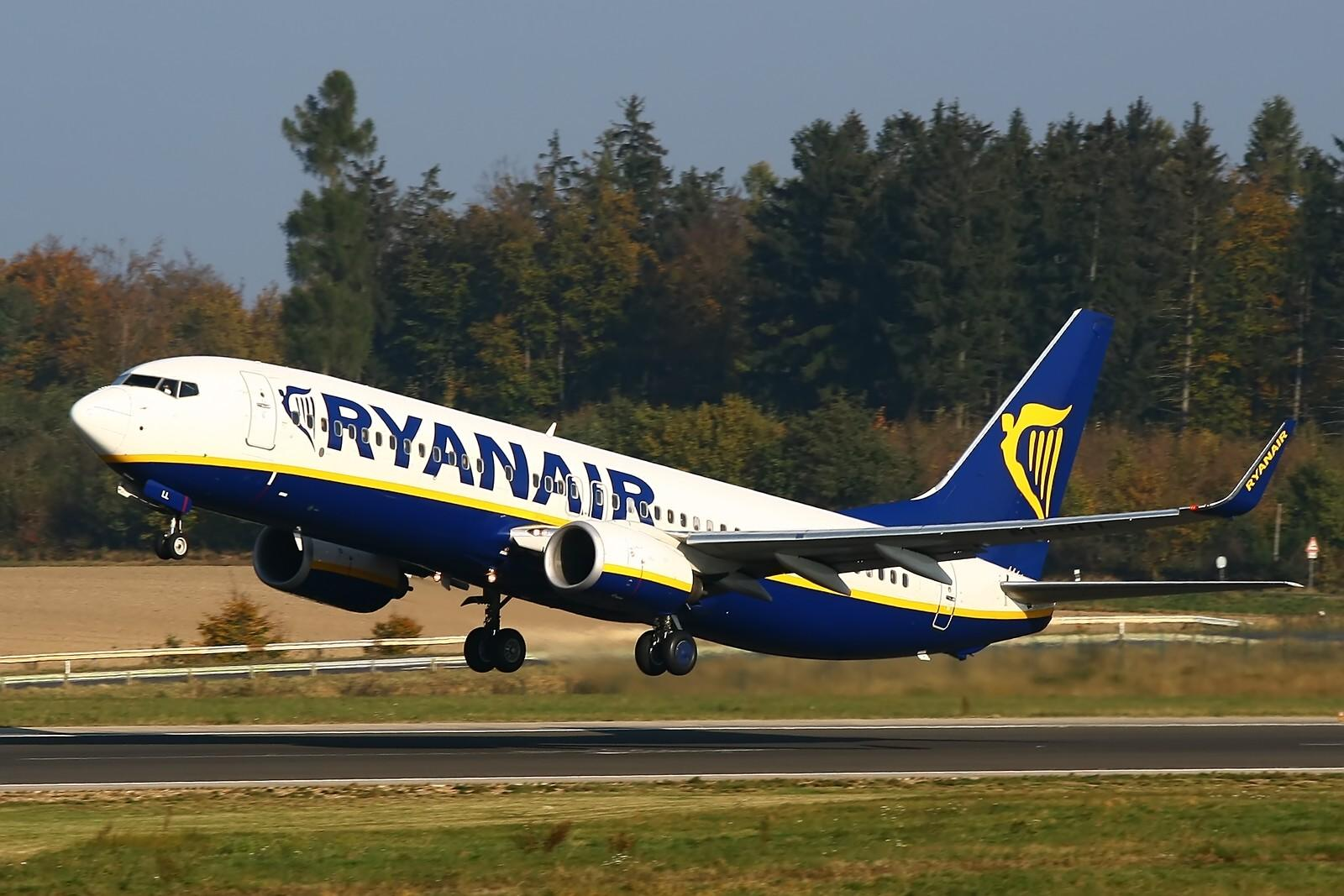 Ryanair Aircraft 4