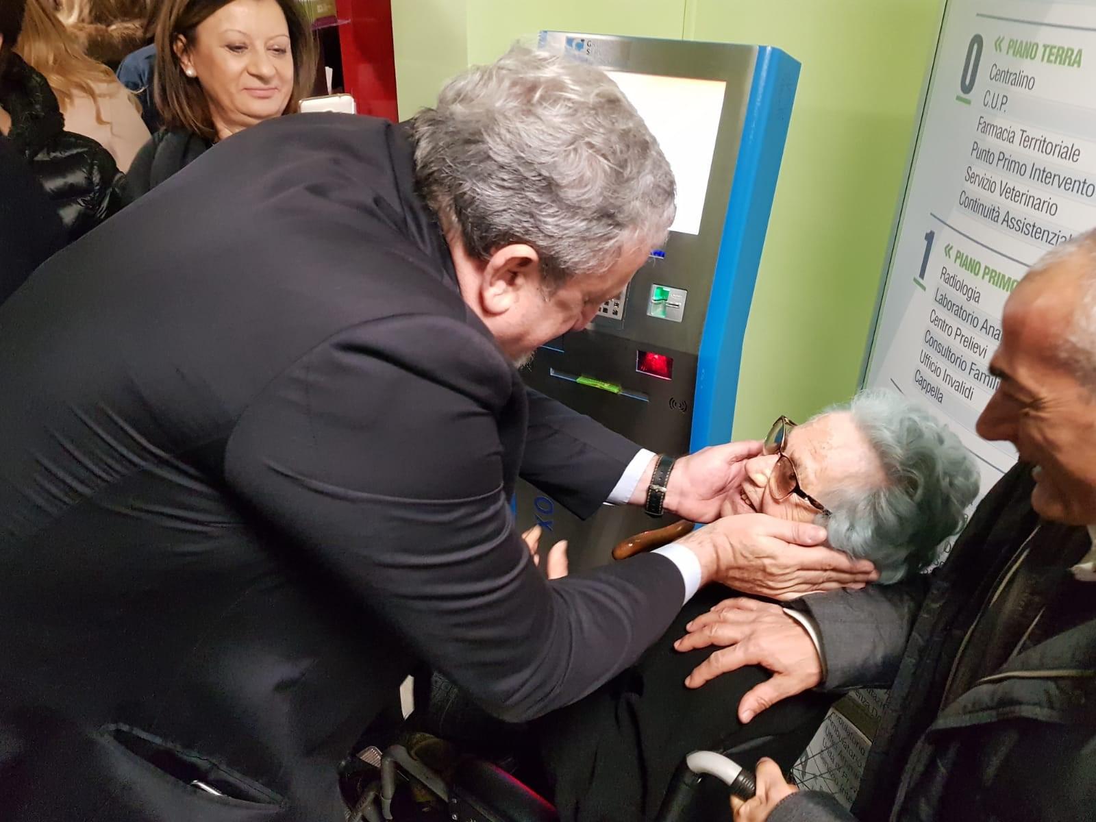 Inaugurazione hospice san marco in lamis