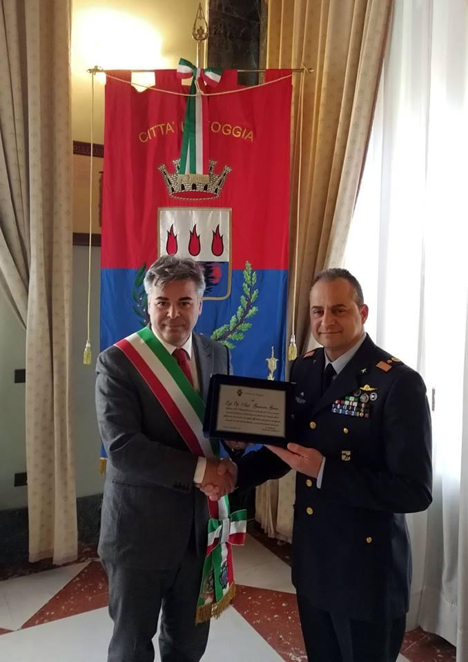 Una Targa Al Luogotenente Gennaro Greco