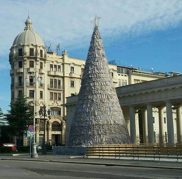 Albero Natale Foggia