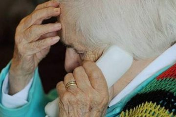 Truffe Telefoniche Anziani San Severo
