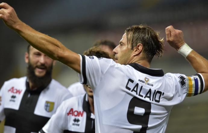 Calaiò Foggia Calcio