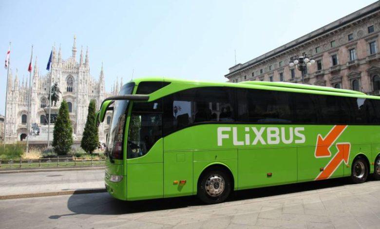 Flixbus foggia