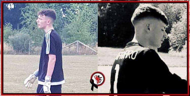 Foggia Calcio Luca Campanaro