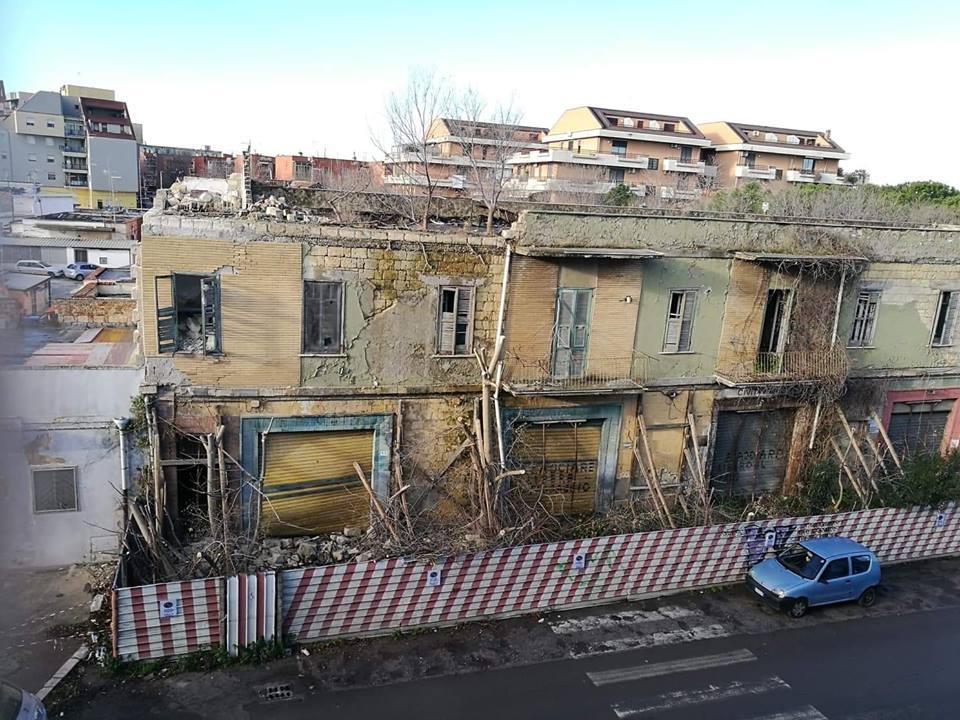 Foggia Palazzo Via San Severo