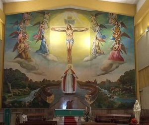 Guido Grilli Chiesa San Pio X