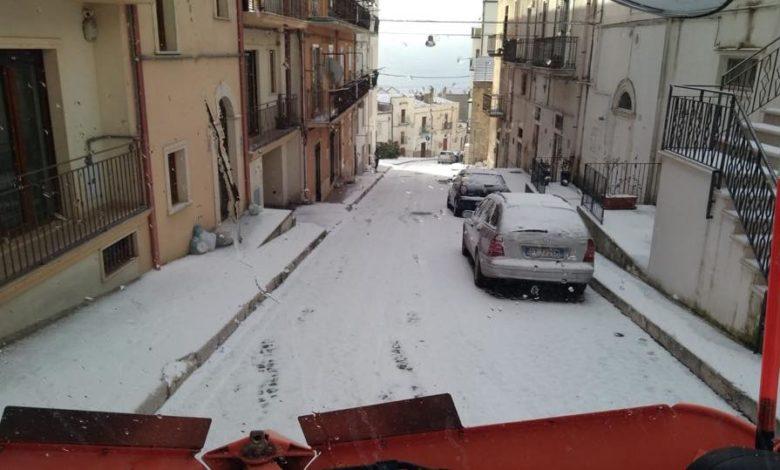 Monte Sant'angelo Neve