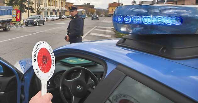 Polizia Reparto Prevenzione Crimine San Severo 2018