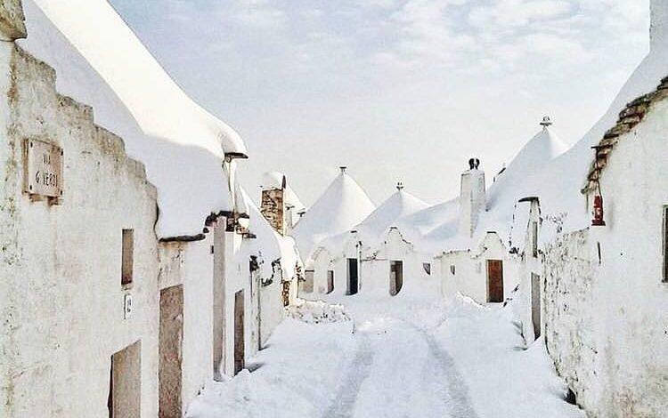 Puglia Neve