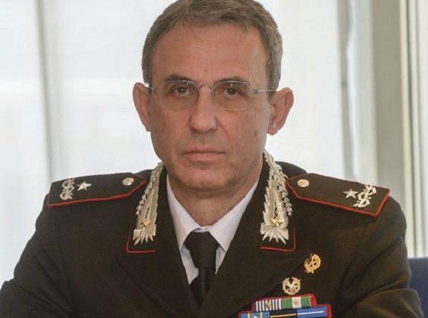 Sergio Costa Carabiniere