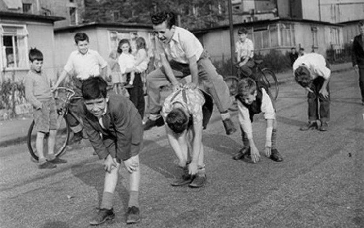 Foggia Bambini Anni 70