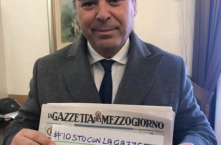Gazzetta Del Mezzogiorno Landella Foggia