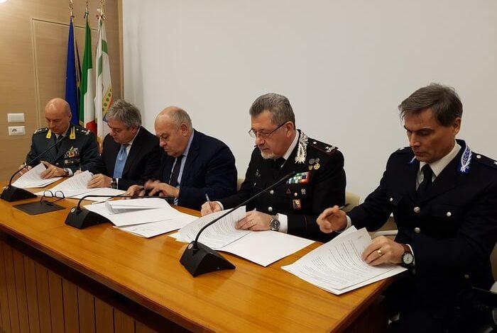 Regione Puglia sconti forze dell'ordine