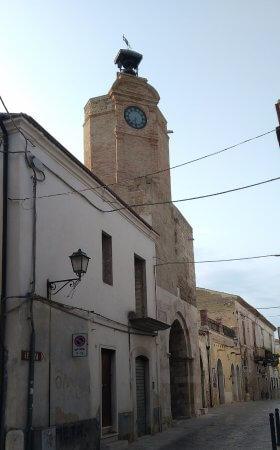 Torre Dell Orologio Di