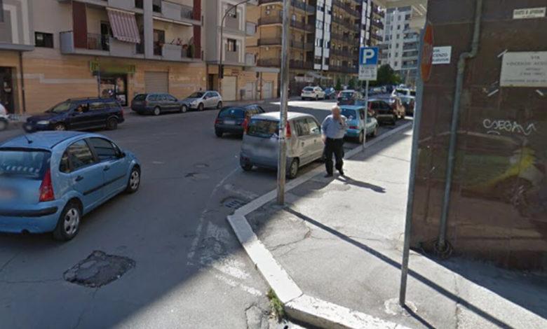 Via Vincenzo Acquaviva