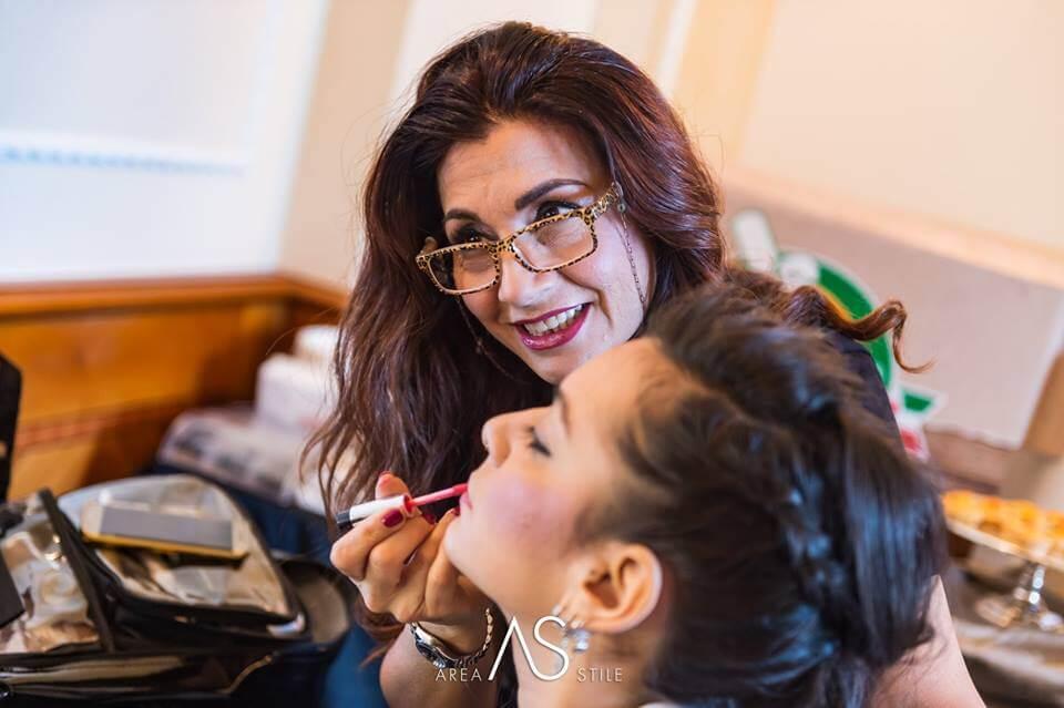 Anna Maria Annecchino Make Up Artist