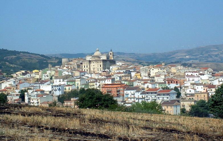 Biccari Borgo