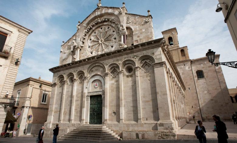 Cattedrale troia