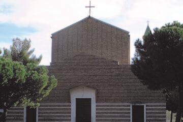 Facciata Chiesa San Ciro 360x240