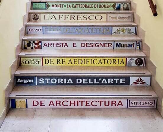 Foggia Scale Liceo Volta