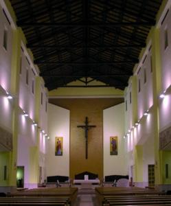 Interno Chiesa San Ciro