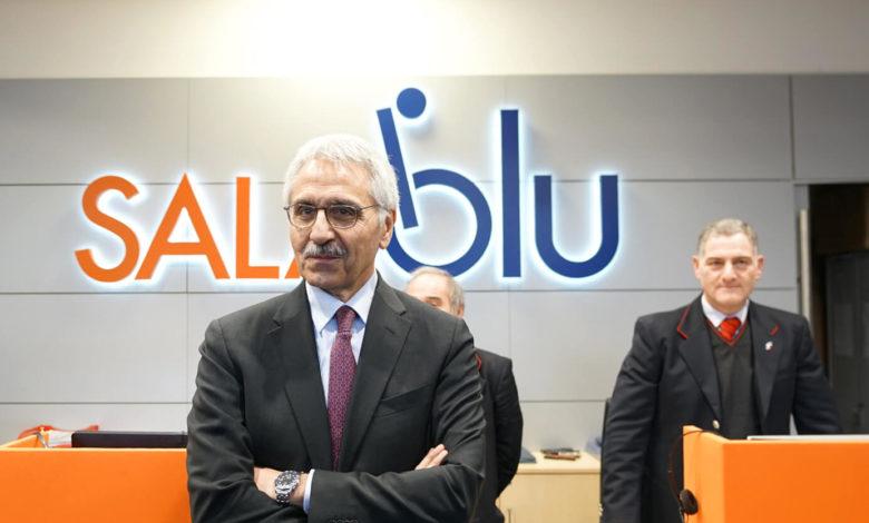 App Sala Blu