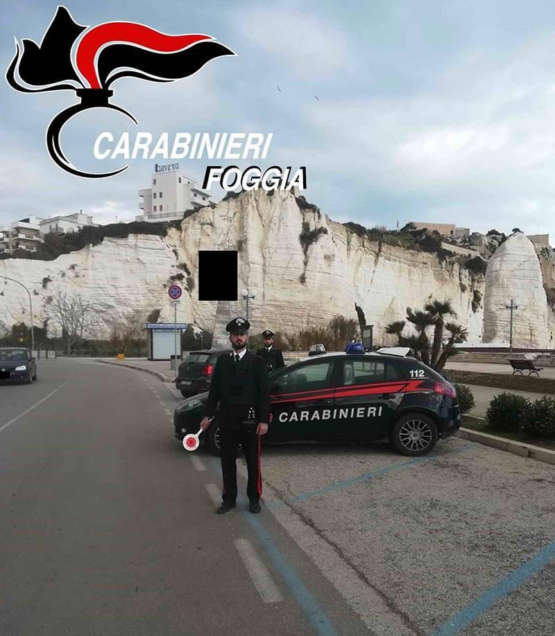Carabinieri Vieste