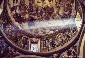Cupola Chiesa Gesù E Maria