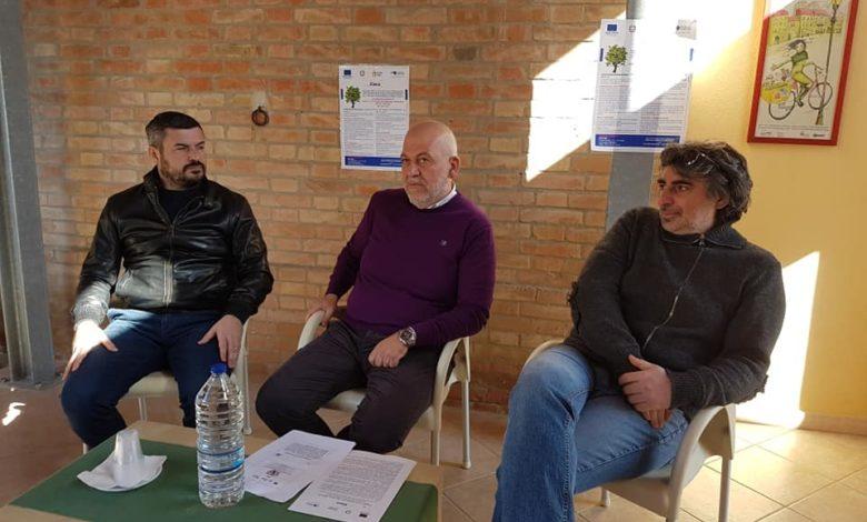 Da Sinis Danilo Lolatte, Antonio De Maso, Daniele Iacovelli