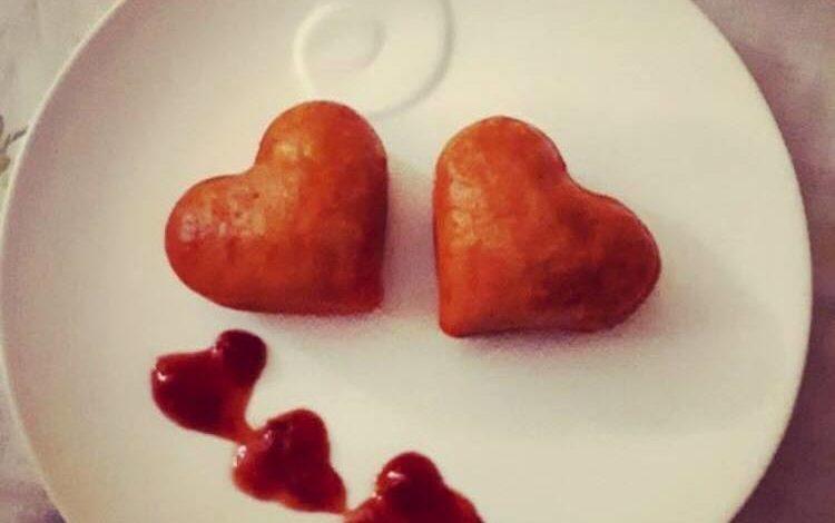 Ricetta Light San Valentino