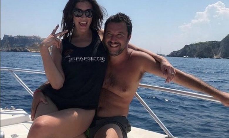 Salvini Alle Tremiti
