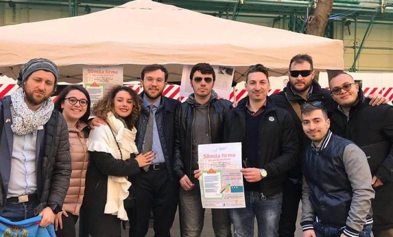 petizione DIA Foggia
