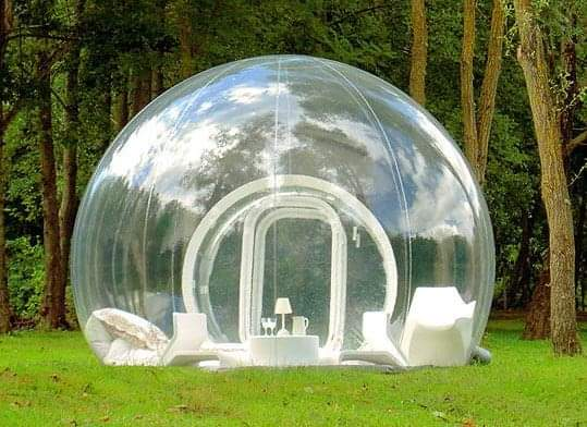 Bubble room biccari