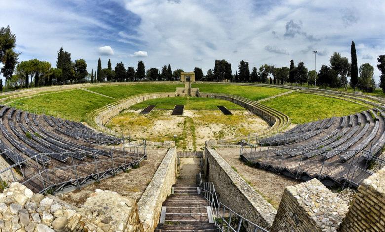 Lucera anfiteatro