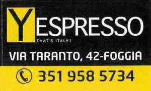 Yespresso Foggia