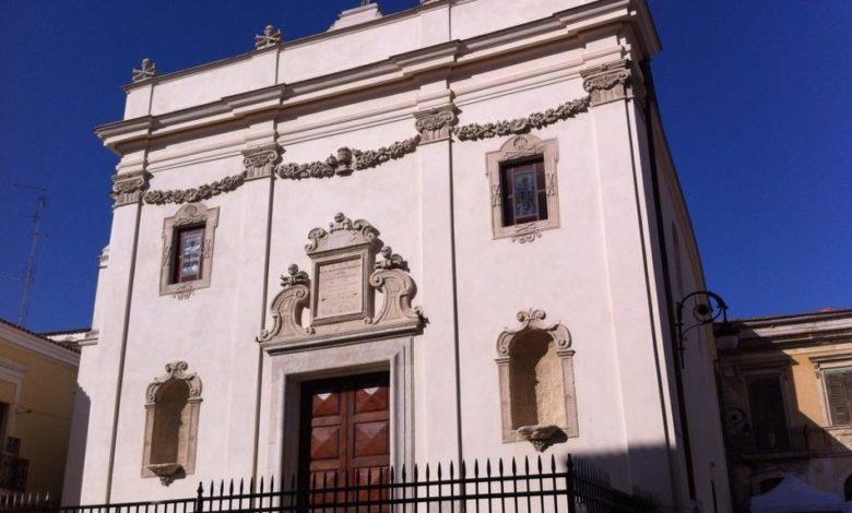 Foggia Chiesa Dei Morti