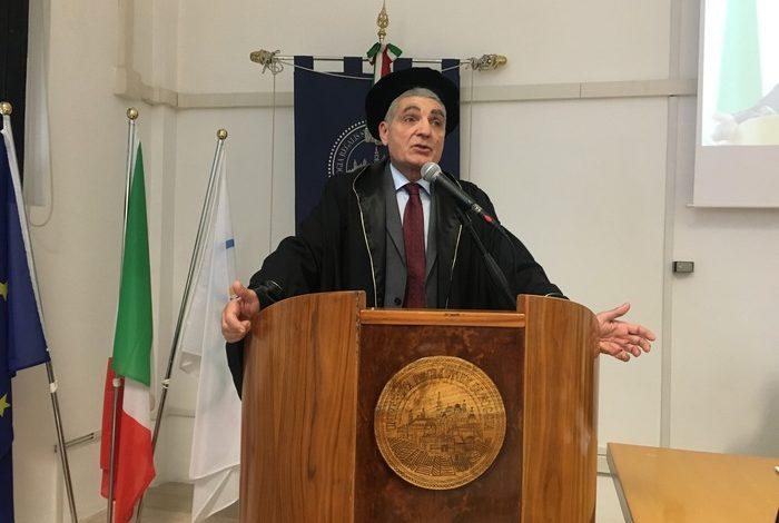 Patrizio Oliva a Foggia