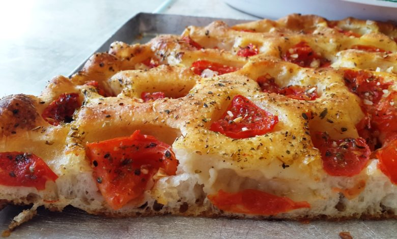 pizza casereccia foggia