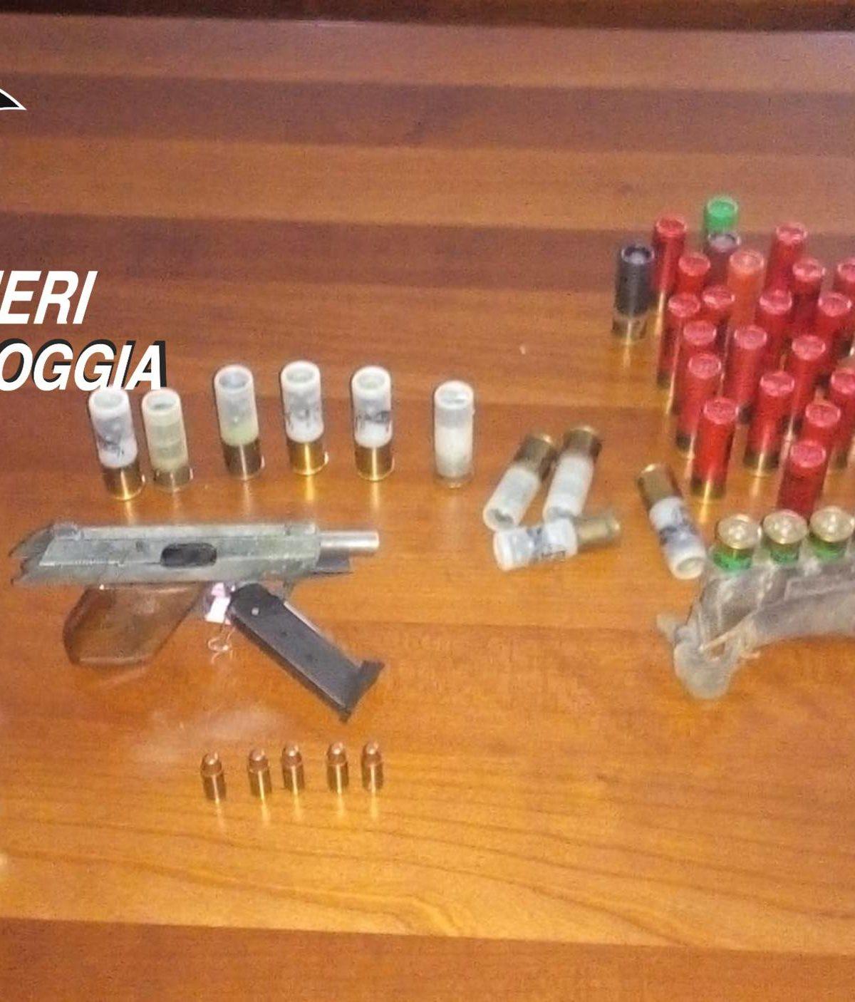 controlli carabinieri gargano