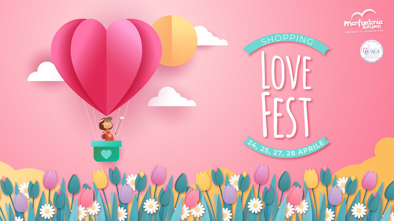 MANFREODONIA LOVE FEST