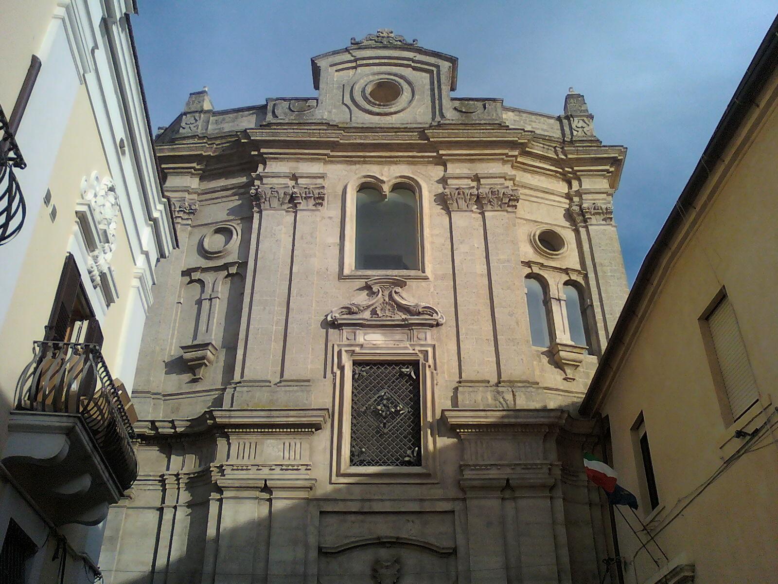 chiesa di santa chiara foggia