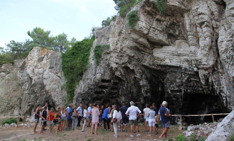 vieste parco archeologico di santa maria di merino