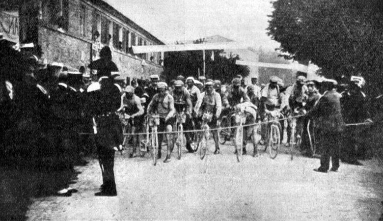 giro d'italia 1909