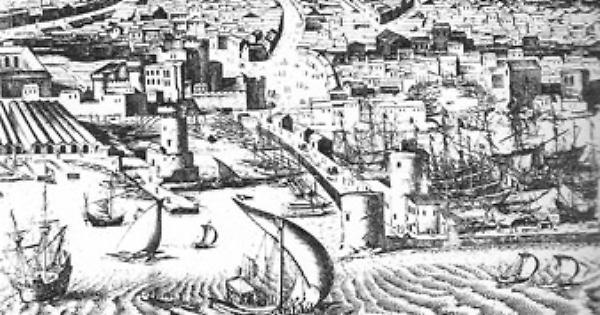 golfo di manfredonia battaglia genovesi e veneziani