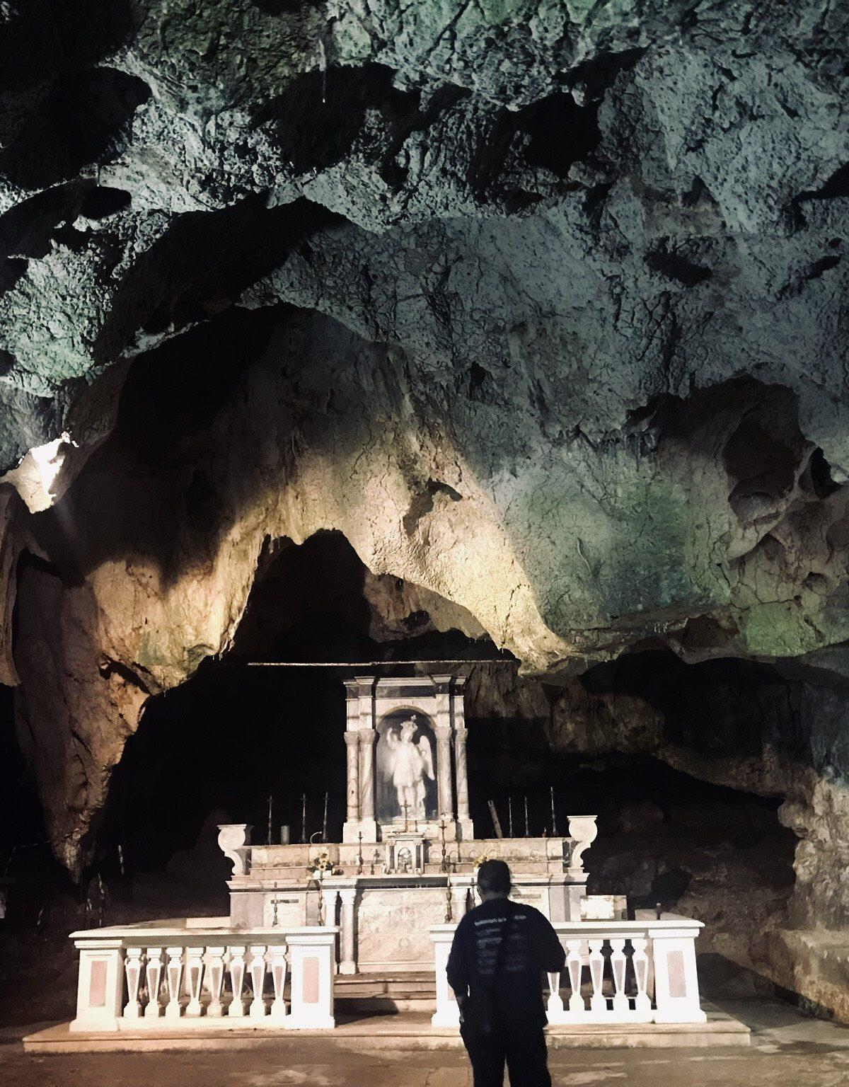 grotta san michele cagnano varano