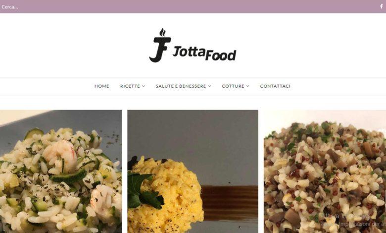 Jottafood - blog di cucina