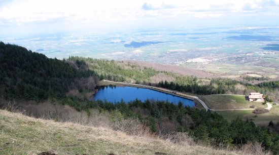 lago di biccari