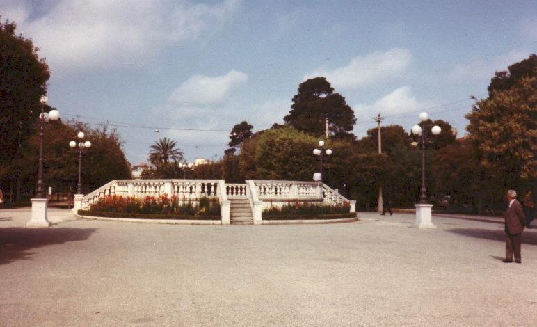 rotonda della villa