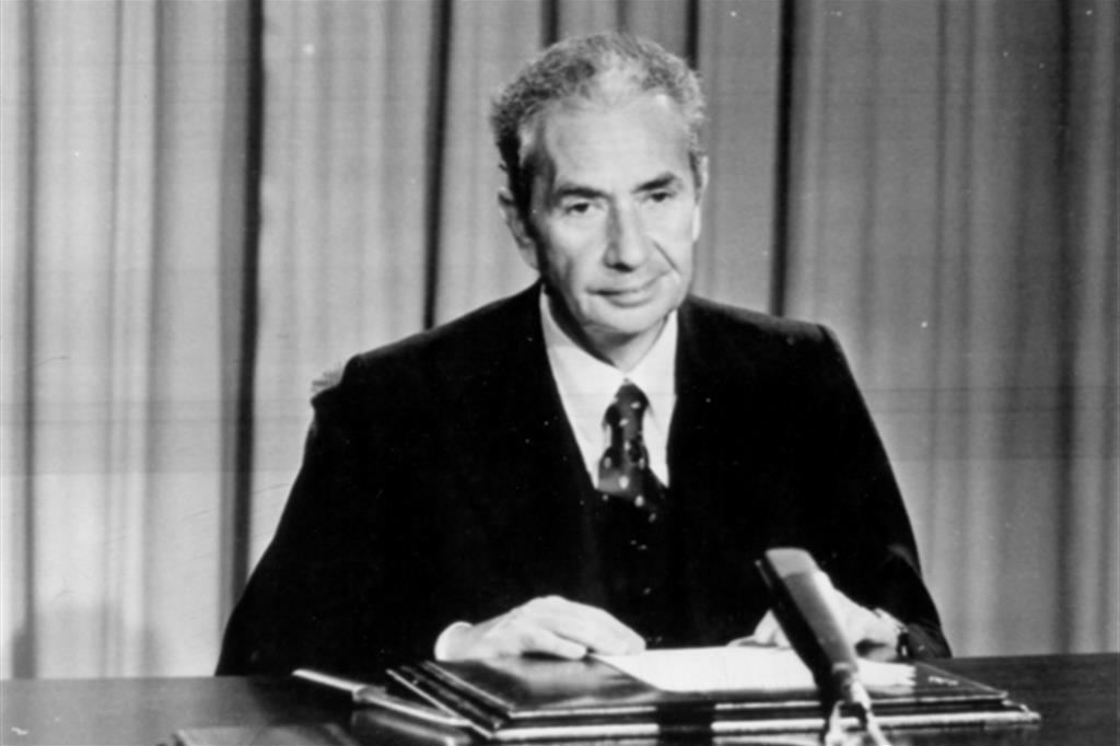 Aldo Moro a Foggia