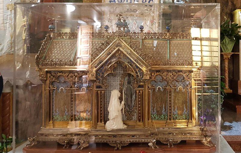 Reliquie Santa Bernadette Foggia